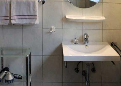 Ferienwohnung Lescher – Badezimmer App. 1