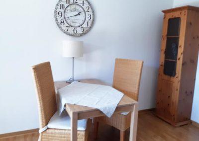 Ferienwohnung Lescher – Wohnzimmer App. 1